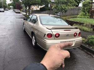 2005 Chevy impala LS , runs and drives, leather for Sale in Portland, OR