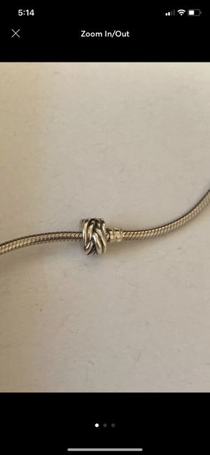 Authentic Pandora charm/ clip for Sale in Silver Spring, MD