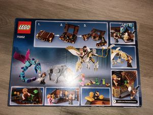 Lego 75952 Fantastic Beasts Harry Potter Newt's Case Of Magical Creatures New for Sale in Las Vegas, NV