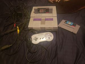 Super Nintendo for Sale in Austin, TX