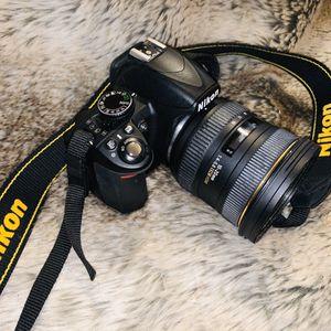 Nikon DSLR D3100 + Ex Sigma 10-20mm for Sale in Eastover, SC