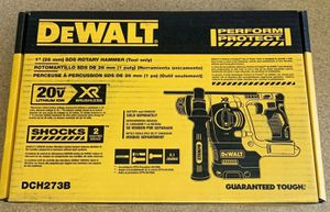 """Brand New Dewalt 1"""" SDS Rotary Hammer / Drill Model DCH273B - TOOL ONLY - Brand New in the Box!!! for Sale in Nashville, TN"""
