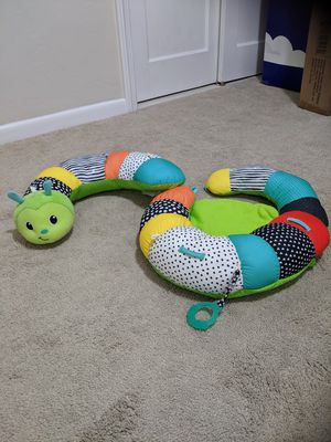Pillar tummy time & seated support pillo for Sale in Mountain View, CA
