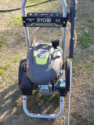 Ryobi pressure washer 2900psi for Sale in Paramount, CA