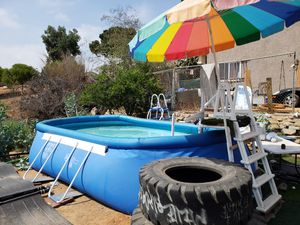 12x20 foot pool with ladder for Sale in Chula Vista, CA