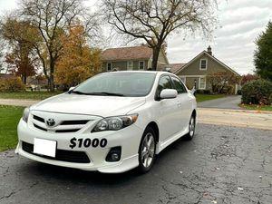 ✅Beautiful 2O12 Toyota Corolla Price$1000✅✅✅ for Sale in Montgomery, AL
