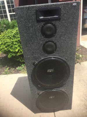 Speaker tower. for Sale in Jonesboro, AR