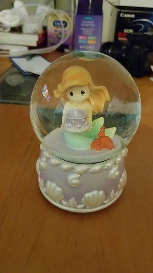 Disney Precious Moments Little Mermaid Snowglobe for Sale in Oceanside, CA