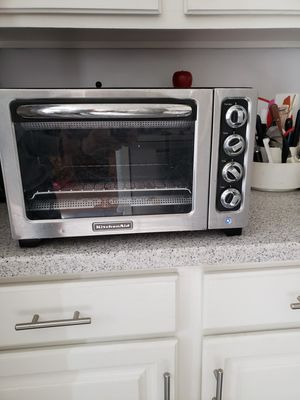 Kitchen Aid toaster oven for Sale in Dumfries, VA
