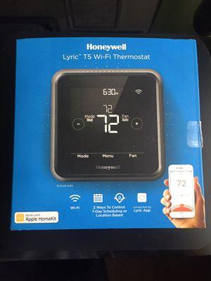 Honeywell WiFi Thermostat for Sale in Hampton, VA