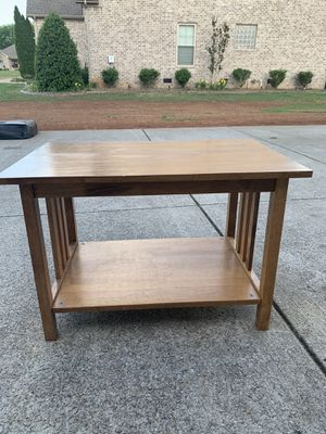 Antique Wood Table for Sale in Murfreesboro, TN