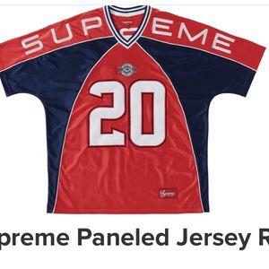 Surpeme Paneled Jersey for Sale in Philadelphia, PA