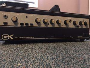 Gallien Kruger 800rb bass guitar amplifier for Sale in Anaheim, CA
