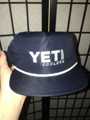 Yeti coolers hats for Sale in Crofton, MD