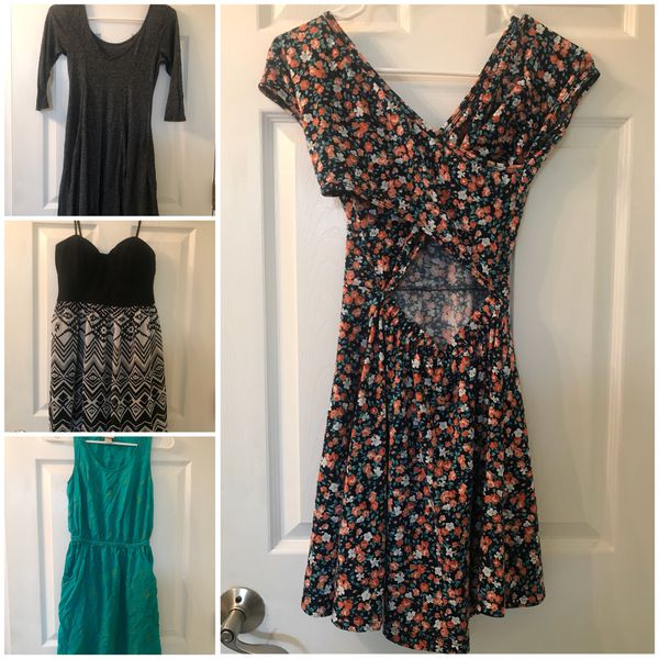 Dress size small