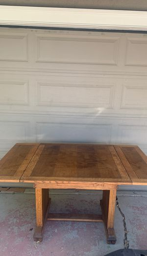 Vintage antique table for Sale in Pleasanton, CA