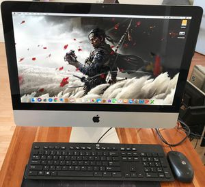 "Apple iMac 21.5"" i5//8GB RAM//1TB hdd -Fully Functional!!! IMovie//GarageBand word/excel for Sale in Villa Park, IL"