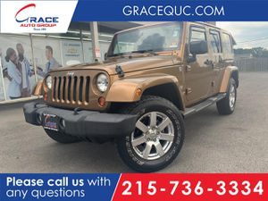 2011 Jeep Wrangler Unlimited for Sale in Morrisville, PA