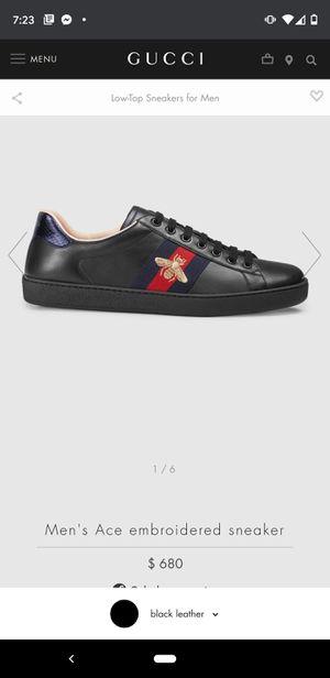 Gucci Shoes men size 9 for Sale in Boynton Beach, FL