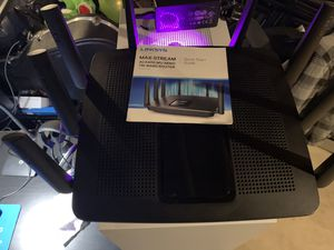 Linksys Ea9500 V2 Router for Sale in Sunbury, OH