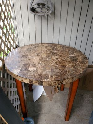 Tall kitchen table for Sale in Edgewood, WA