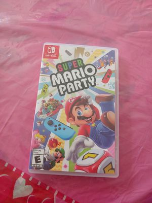 Mario party for switch for Sale in Galt, CA