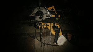 DeWalt Hammerdrill with bits for Sale in California, MO