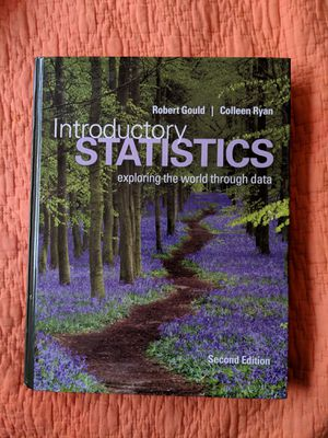 Introductory Statistics for Sale in San Luis Obispo, CA