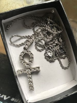 Anhk n chain for Sale in Houston, TX