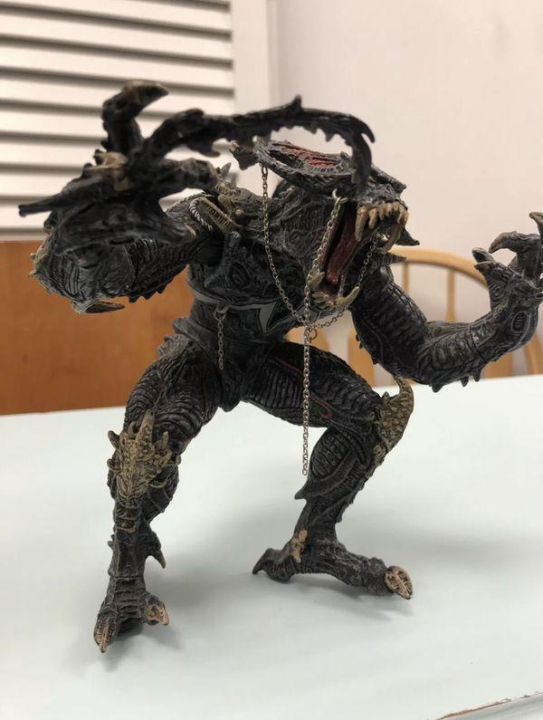 "McFarlane Toys Spawn Mutations Series 23 ""Mutant Alien Spawn"" Loose Figure"
