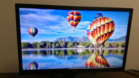 LG 24 inch Monitors, 2 total, will sell each for $40 for Sale in Vancouver,  WA