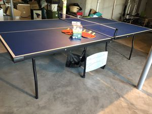 Tennis table indoor for Sale in St. Peters, MO