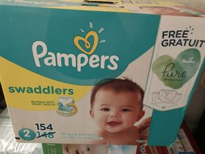 Pampers for Sale in Stickney, IL