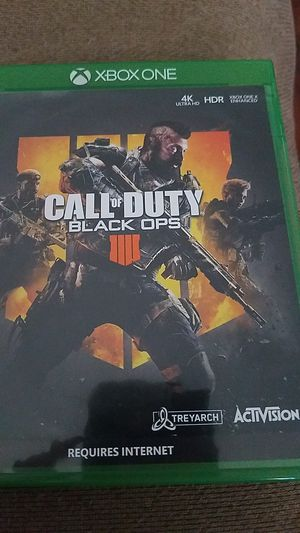 Black ops 4 for Sale in Milpitas, CA