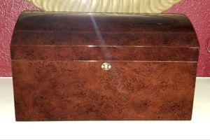 Quality Importers Treasure Dome Desktop Humidor for Sale in San Antonio, TX
