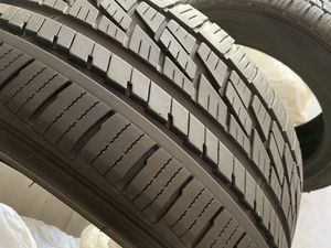 Set of 4 Falken ZE950 Mud + Snow tires. 235/45/R17 for Sale in Redmond, WA