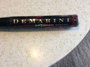 Demarini Baseball Bat for Sale in San Diego, CA