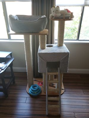 Brand New Never Used Cat Tree House for Sale in San Jose, CA