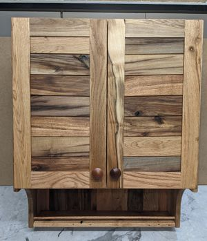 Handmade rustic cabinet for Sale in Parma, OH