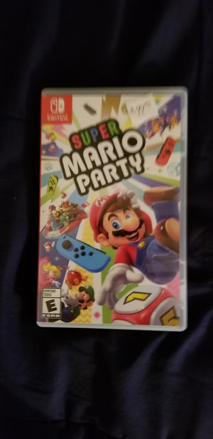 Nintendo switch game for Sale in Germantown, MD