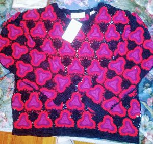 Marisa studio sweater size large New with tag originally$158 for Sale in Denver, CO