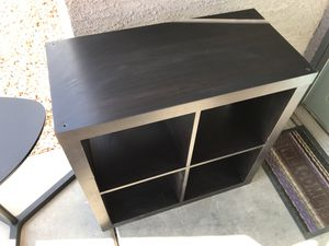 Tv stand and organizing shelf for Sale in Las Vegas, NV