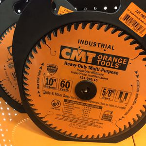 "10"" Industrial Cabinetshop Blades for Sale in Pompano Beach, FL"