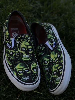 Supreme Vans Skull Pile for Sale in Paramount, CA