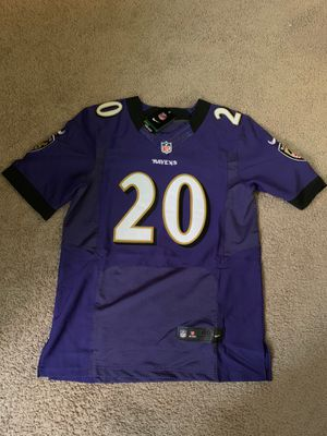 NFL Baltimore Ravens Jersey (#20 Ed Reed) for Sale in Lorton, VA