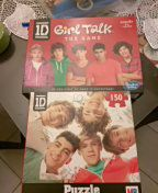 One direction trivia game and puzzle for Sale in Berwyn, IL