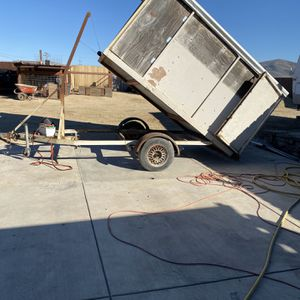 Home Made Dump Trailer for Sale in Salinas, CA
