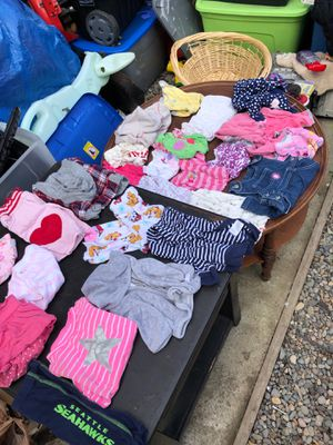 Baby Girl Clothes size: 0-12M for Sale in Kent, WA