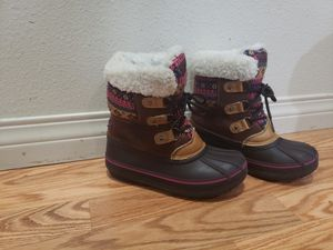 Girls boots London Fog size 13 for Sale in Mount Vernon, WA