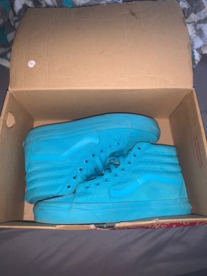 Blue high top vans for Sale in Florissant, MO